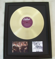 Gouden plaat LP The Beatles - Revolver