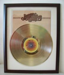 Gouden plaat Lp Jimmy Buffet Changes in Latitudes