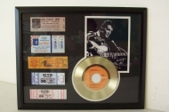 Gouden plaat Elvis - Wonder of You + concerttickets